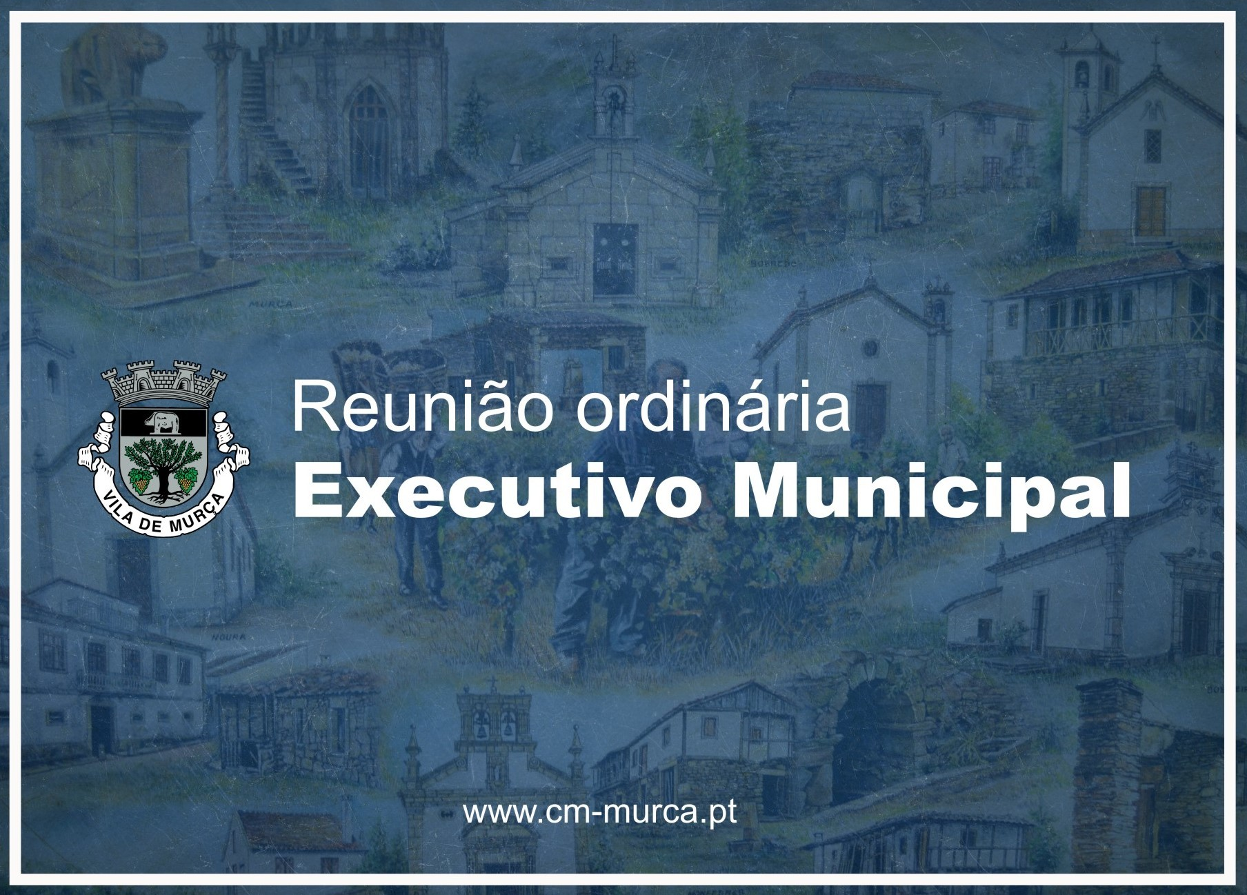 Reunião do Executivo Municipal